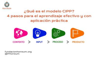 ¿Qué es el modelo CIPP? 4 pasos para el aprendizaje efectivo y con aplicación práctica