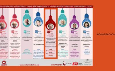 Ciclo internacional de conferencias