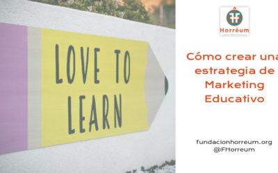 Marketing en instituciones educativas: ¿Qué hacer en tiempos de pandemia?