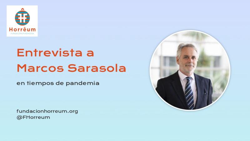 Entrevista a Marcos Sarasola, vicerrector de Programas Académicos de la UCU y colaborador de Horrêum
