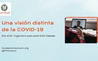 Una visión distinta de la COVID-19